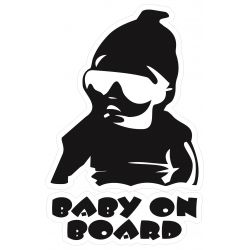 "Знак ""Baby on board"""